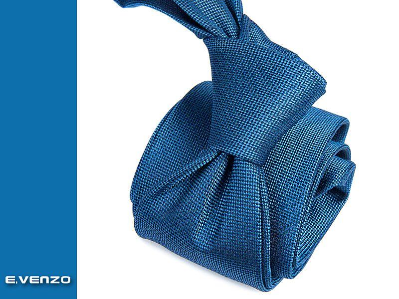 Krawat jedwabny Venzo 557
