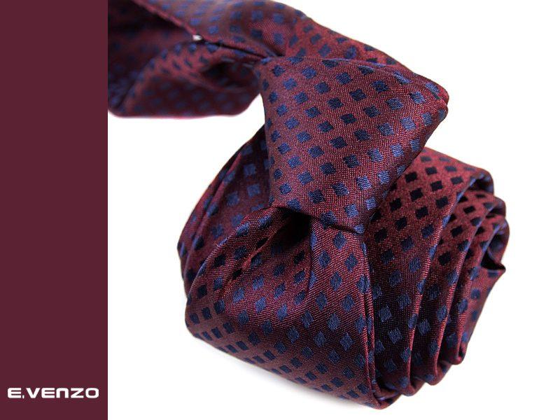 Krawat jedwabny Venzo 560
