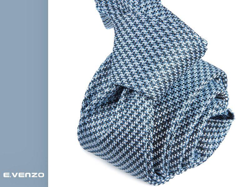 Krawat jedwabny Venzo 562