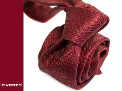 Krawat jedwabny Venzo 565