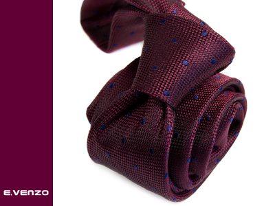 Krawat jedwabny Venzo 566