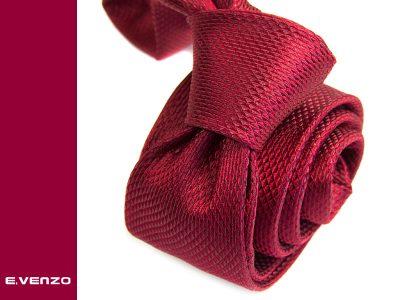 Krawat jedwabny Venzo 568