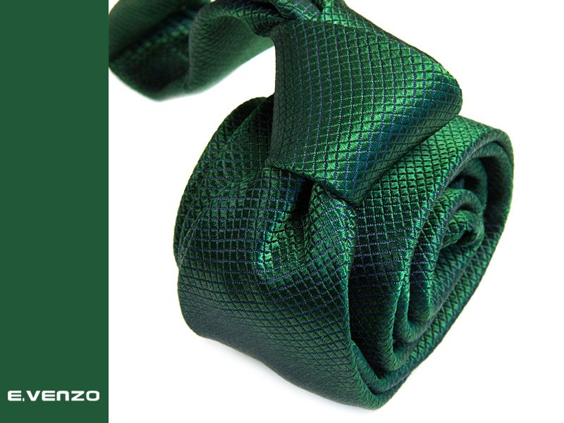 Krawat jedwabny Venzo 569