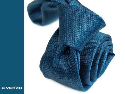 Krawat jedwabny Venzo 570