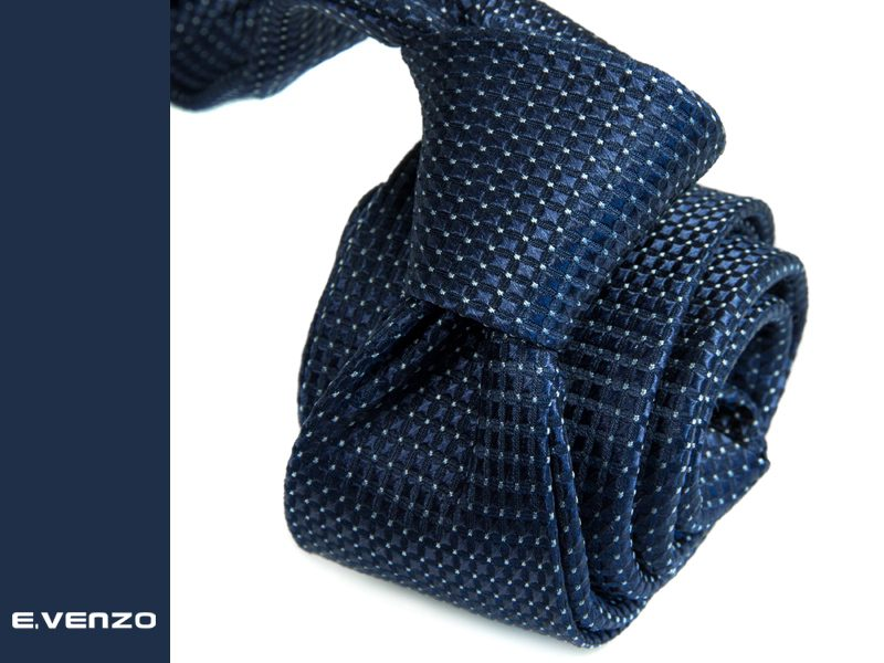 Krawat jedwabny Venzo 571