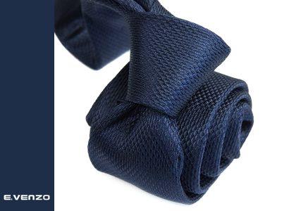 Krawat jedwabny Venzo 572