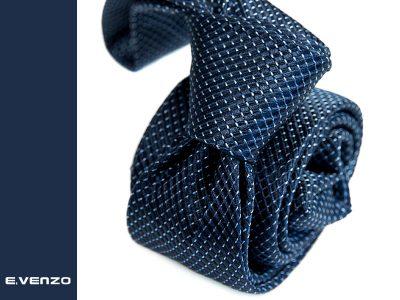 Krawat jedwabny Venzo 573