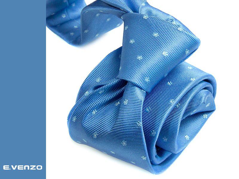 Krawat jedwabny Venzo 576