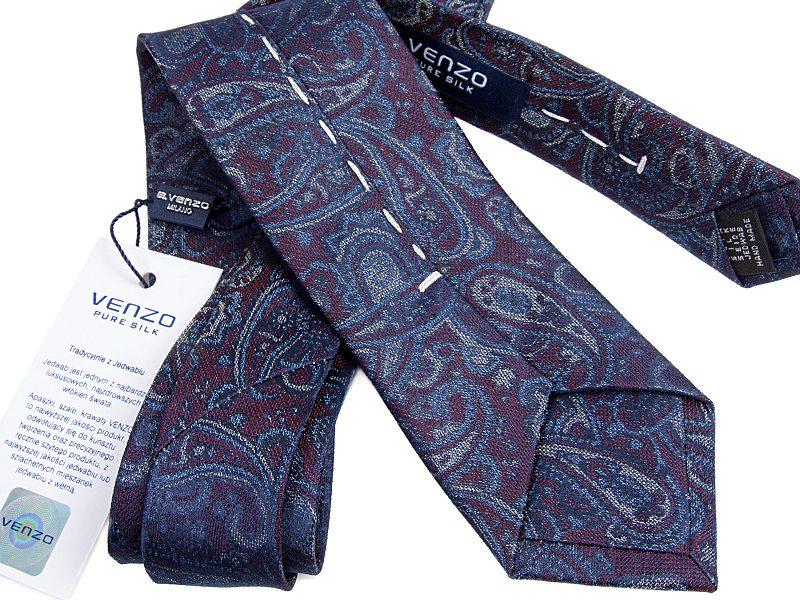 krawat-jedwabny-venzo-B593
