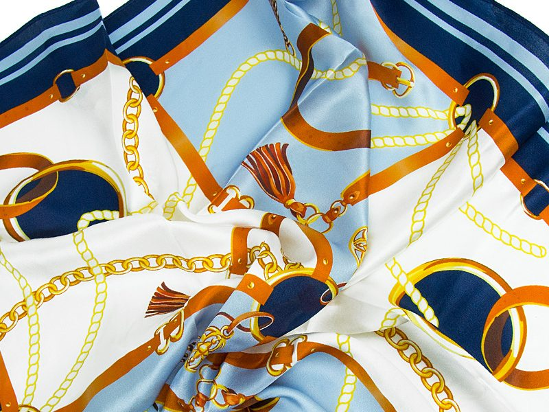 apaszka jedwabna BELTS-BLUE-SCARF-v2