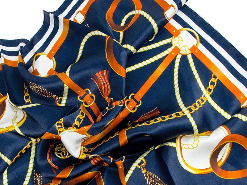 apaszka jedwabna BELTS-DEEP-BLUE-SCARF-v2