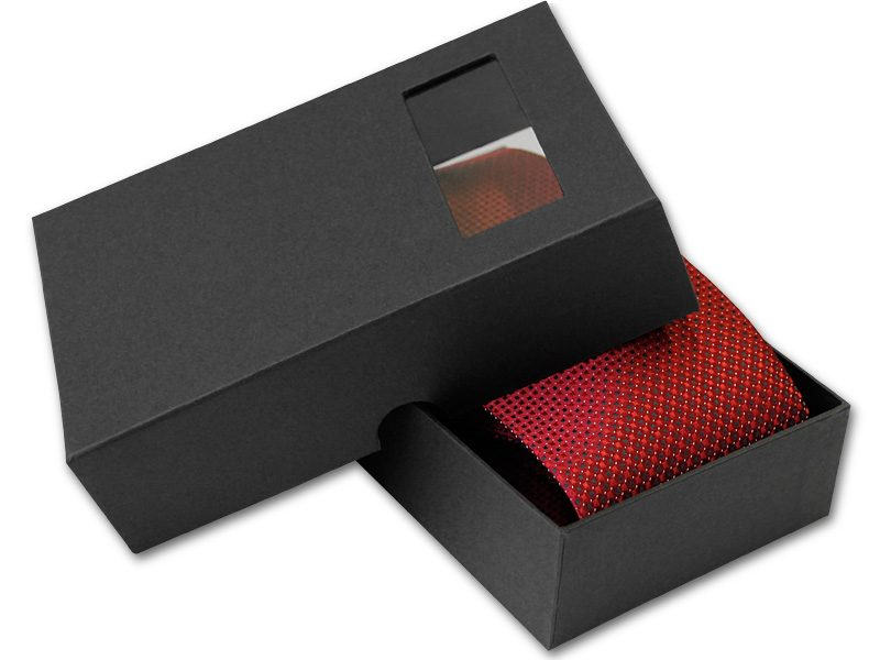 pudełko kartonowe na krawat
