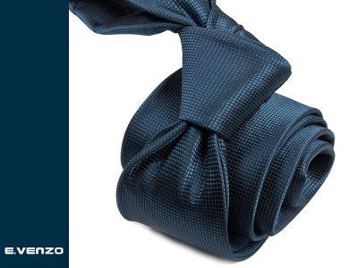 krawat jedwabny venzo 597