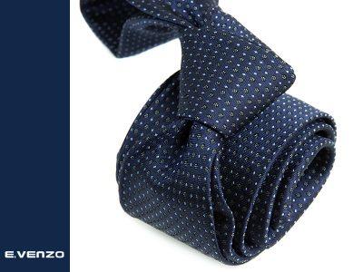krawat jedwabny silk627
