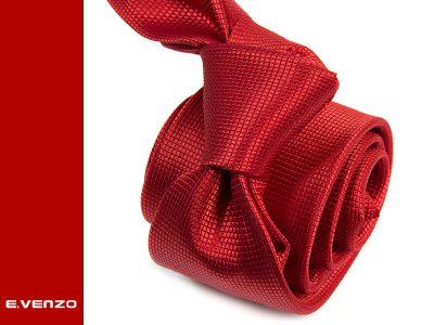 krawat jedwabny silk629