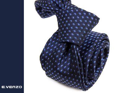 krawat jedwabny silk630