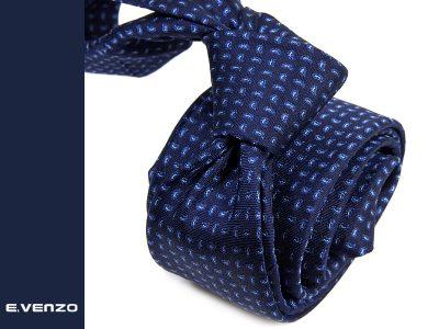 krawat jedwabny silk631