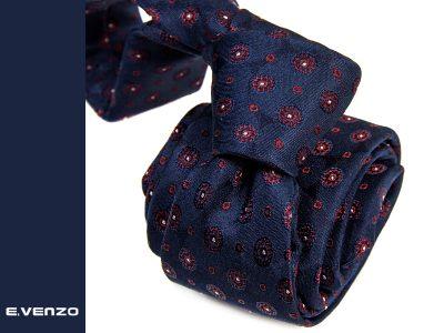 krawat jedwabny silk634