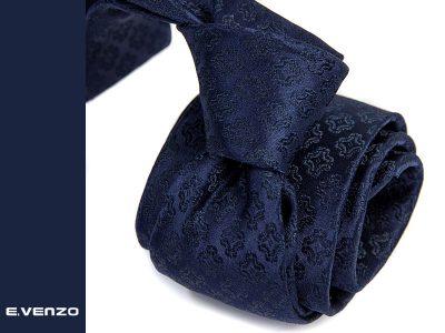 krawat jedwabny silk641
