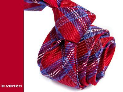 krawat jedwabny silk643