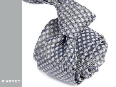 krawat jedwabny silk644